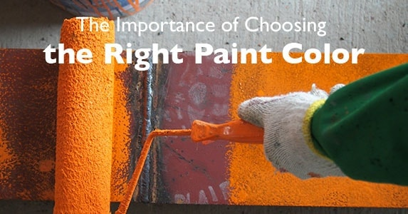 the importance of choosing the right paint color | specialty