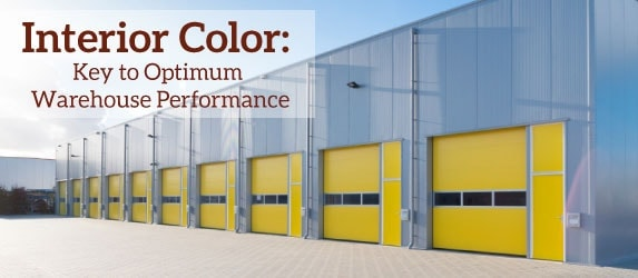 Interior Color: Key to Optimum Warehouse Performance | Specialty ...