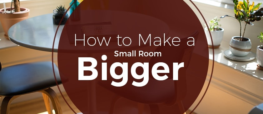 how to make a small room bigger using paint specialty coatings