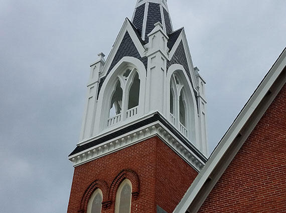 commercial painting services for churches